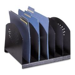 Steel Desk Racks, Safco