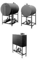 106 Feedwater Return Steam Boilers