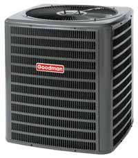 GSC13 Air Conditioner 13 SEER / R-22 Refrigerant