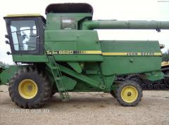 1983 John Deere 6620 - Combines