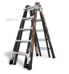 Multi-Use Fiberglass Ladder Little Giant Model 22
