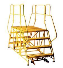 """48"""" Steel Double Work Platform Cotterman"""