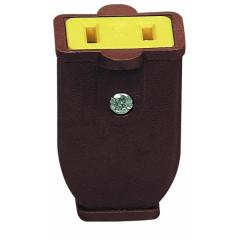 Brown Cord Connector