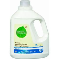 Seventh Generation™ Natural 2X concentrated