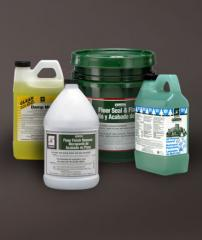 Cleaning products for flooring