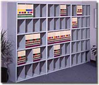 Heavy-Duty X-Ray Shelving Borroughs