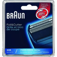 Braun 30B 7000/4000 Replacement Foil And Cutter