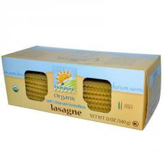 Organic 100% Durum Semolina Lasagne