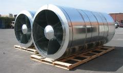 Acoustical Duct Silencers