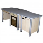 MT-HCC Custom Teaching Desk