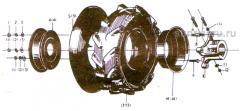 Gunite Wheel-end components