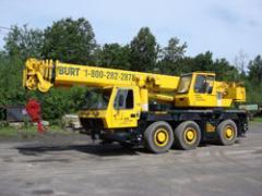55 ton Grove GMK3050 All Terrain Crane