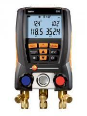 Testo 550 refrigeration system analyzer