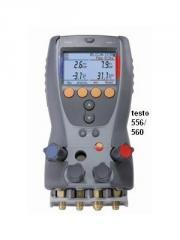 Testo ac and refrigeration system analyzers