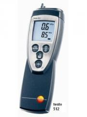 Testo 512-1 Digital Manometer / Anemometer Kit