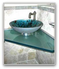 Glass Vanity Tops