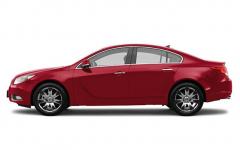 2012 Buick Regal Turbo Premium 1 Car