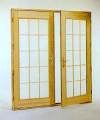 Park-Vue Swinging Patio Doors