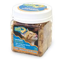 Tuna Flakes treats