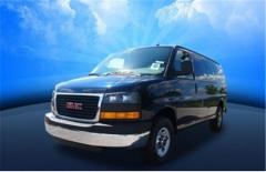 2012 GMC Savana Passenger 1LT Vehicle