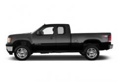 2013 GMC Sierra 2500HD SLE Truck