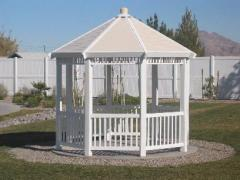Champion - White Gazebo