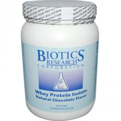 Whey Protein Isolate, Natural Chocolate Flavor