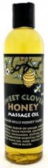 Sweet Clover Honey Massage Oil
