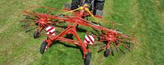 Rotary Rakes, Wheel Rakes & Mergers