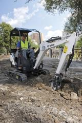 E14 Facelift Compact Excavator