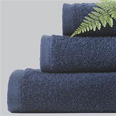Navy towel sets: 6 pc. set includes 2 Bath, 2