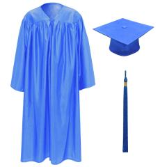 Royal Little Scholar™ Cap, Gown & Tassel +
