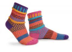 The Carnation Socks