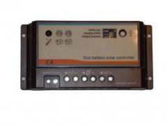 Dual Battery Bank Controller