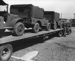 WWII wc 3/4 ton 4X4
