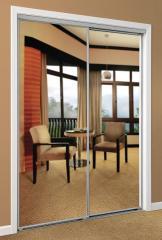 Series 7 Framed Sliding Mirror Door