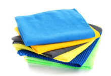 Microfiber Terry Cloths