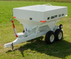 Mobility 500 PTO (5 Ton) Dry Fertilizer Spreaders