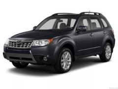 2013 Subaru Forester 2.5X Premium w/All-Weather Plus Pkg SUV