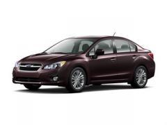 2013 Subaru Impreza 2.0i Premium w/All-Weather Pkg