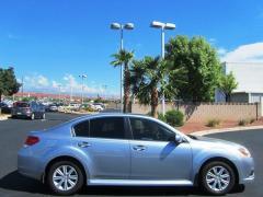 2012 Subaru Legacy 2.5i Premium w/All-Weather Pkg Car