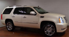 2013 Cadillac Escalade Platinum Edition SUV
