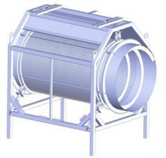 Rotary Separator Screens