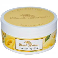 Body Butter, French Vanilla
