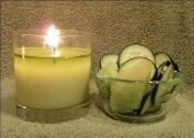 11 oz Tumbler Glass Soy Candle