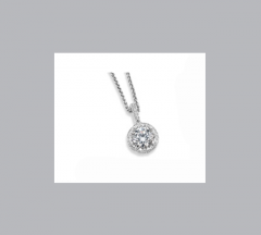 Micropave Fashion Pendant