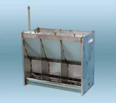 Stainless Steel Aqua Feeder