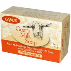 Goat's Milk Soap, with Marigold Oil