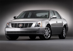 2011 Cadillac DTS 4.6L V8 Car
