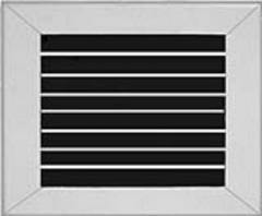 RSR - Steel Fixed Blade Return Grille